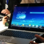 ASUS Transformer Book Duet – De Windows à Android en un clic #CES2014