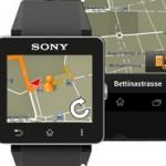 Garmin Xperia Edition – Une application et une extension pour SmartWatch 2