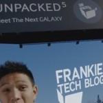 Galaxy S5 – Une vidéo officielle de prise en main au #MWC2014