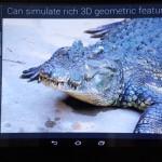 Une tablette Fujitsu qui joint le touché à l'image #haptic #MWC2014