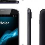 Haier dévoile ses 7 nouveaux HaierPhone sous Android au #MWC2014