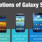 Galaxy S5 – Une version octo-core sur une #infographie Samsung
