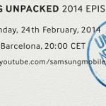 Samsung Galaxy S5 – Une annonce le 24 février pendant le #MWC2014 ?