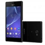 Sony Xperia M2 – Un smartphone 4G d'entrée de gamme #MWC2014