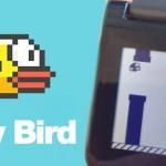 Tiny Bird – Un clône de Flappy Bird pour la montre Pebble