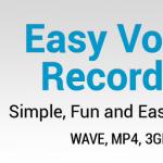 Enregistrer votre voix en haute qualité sous Android !