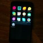 Sailfish OS – Une version non officielle sur Nexus 4