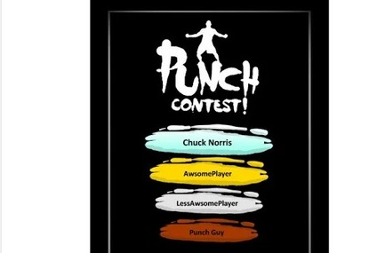 Punch Contest    Applications Android sur GooglePlay(1)