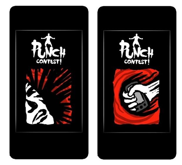 punch contest une application pour savoir qui a le. Black Bedroom Furniture Sets. Home Design Ideas