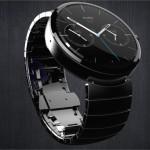 Moto 360 – La montre connectée Motorola est officielle