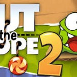 Cut the Rope 2 – Disponible sur Google Play