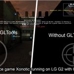 GLTools – Une application pour optimiser l'affichage de vos jeux