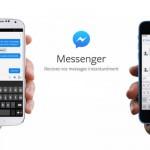Facebook Messenger – Nouvelle version avec les groupes de discussion