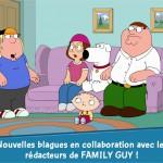 Family Guy: A la recherche – Le jeu disponible sur Google Play
