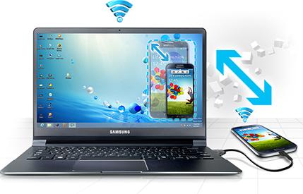 Toute les informations pour bien utiliser Samsung SideSync 3.0 ici .