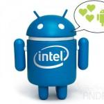 Android 4.4 Kitkat – Une version optimisée 64 bits par Intel