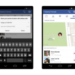 Facebook – La fonction Nearby Friends en approche