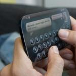 Tactus travaille sur un système de clavier physiques transparent
