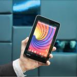 Toshiba Excite Go – un tablette android à moins de 80 euros
