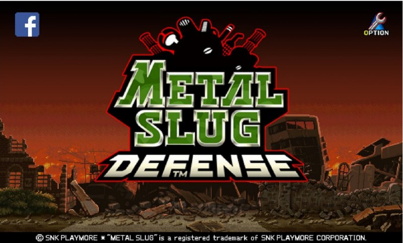 METAL SLUG DEFENSE   Applications Android sur Google Play