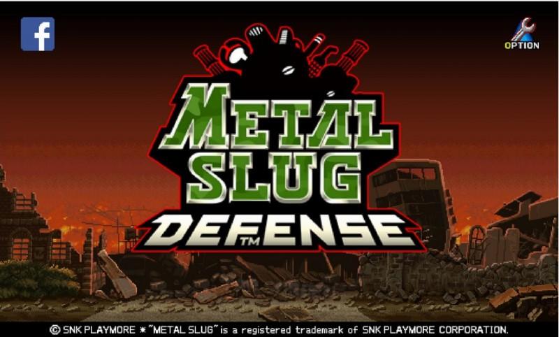 METAL SLUG DEFENSE   Applications Android sur GooglePlay