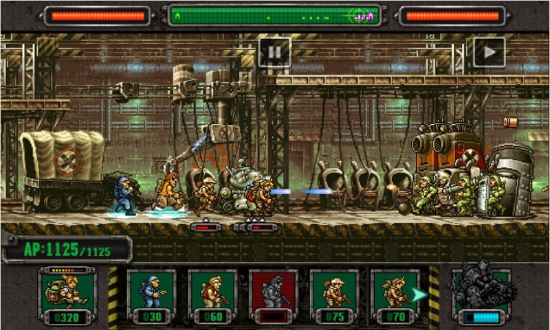 METAL SLUG DEFENSE   Applications Android sur Google Play(1)