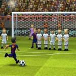 Striker Soccer 2 – Un jeu de foot et des achats in-app