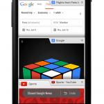 Chrome – Contenu de la mise à jour de la version stable (V35)