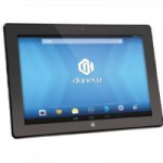 Danew i1012 – Une tablette dual boot Windows 8.1 / Android