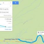 Google Maps – Les itinéraires pour les cyclistes améliorés