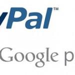 Google Play – Paypal disponible comme moyen de paiement