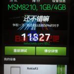 Nokia X2 – Meilleur CPU et plus de stockage