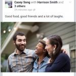 Facebook – Mise à jour avec Like hors connexion