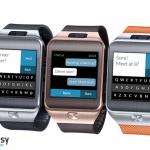 Fleksy Messenger – Le mini clavier disponible pour Gear 2