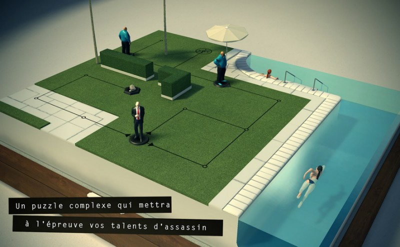 Hitman GO   Applications Android sur GooglePlay