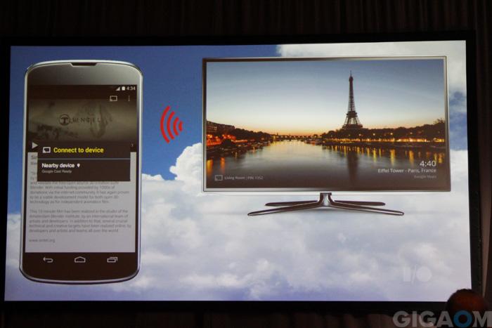 Chromecast utilisera l'ultrason pour connecter les terminaux de vos amis - Android-France