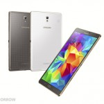 Galaxy Tab S – Les cadeaux clients Samsung