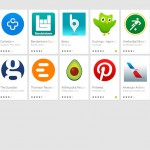 Android Wear – Les applications sont disponibles sur Google Play