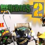 Bug Heroes 2 – Un MOBA de toute beautée