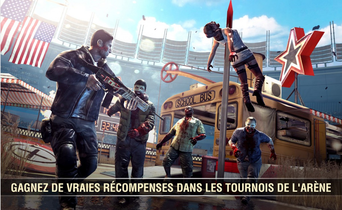 DEAD TRIGGER 2   Applications Android sur GooglePlay