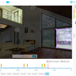 Dropcam – MAJ avec zone de surveillance d'activité personnalisée