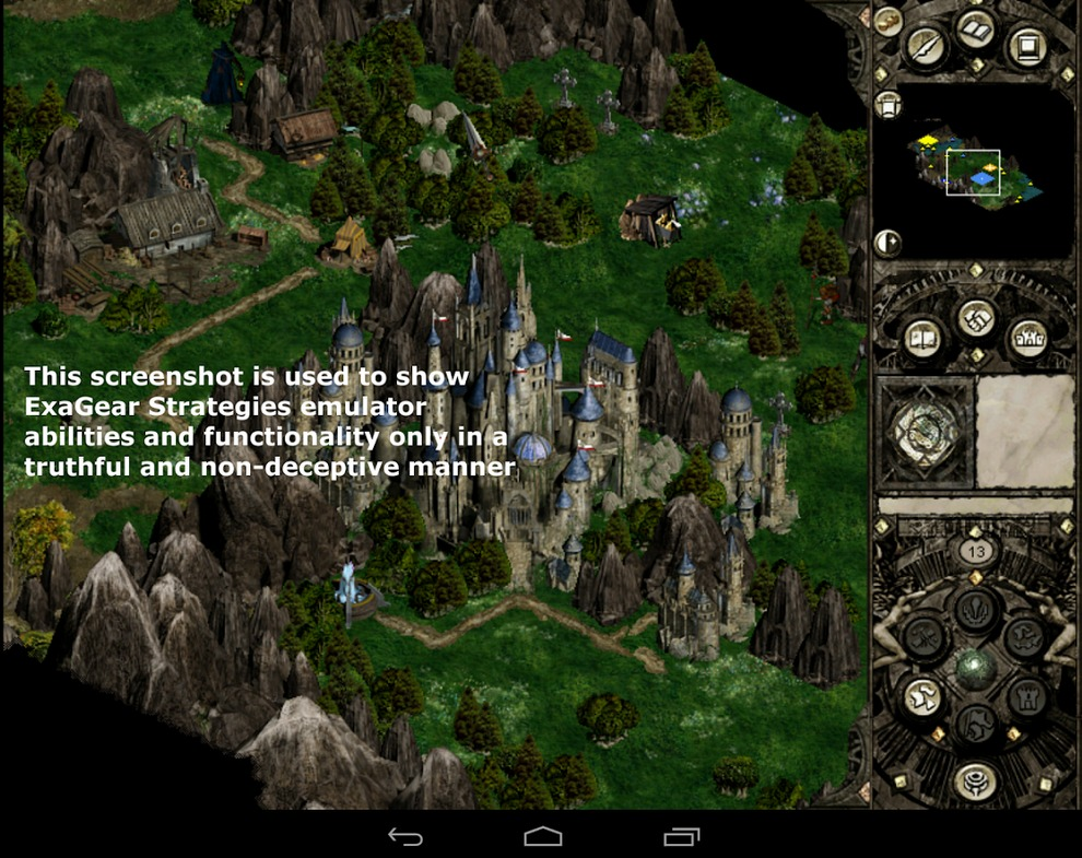 ExaGear Strategies   Applications Android sur GooglePlay