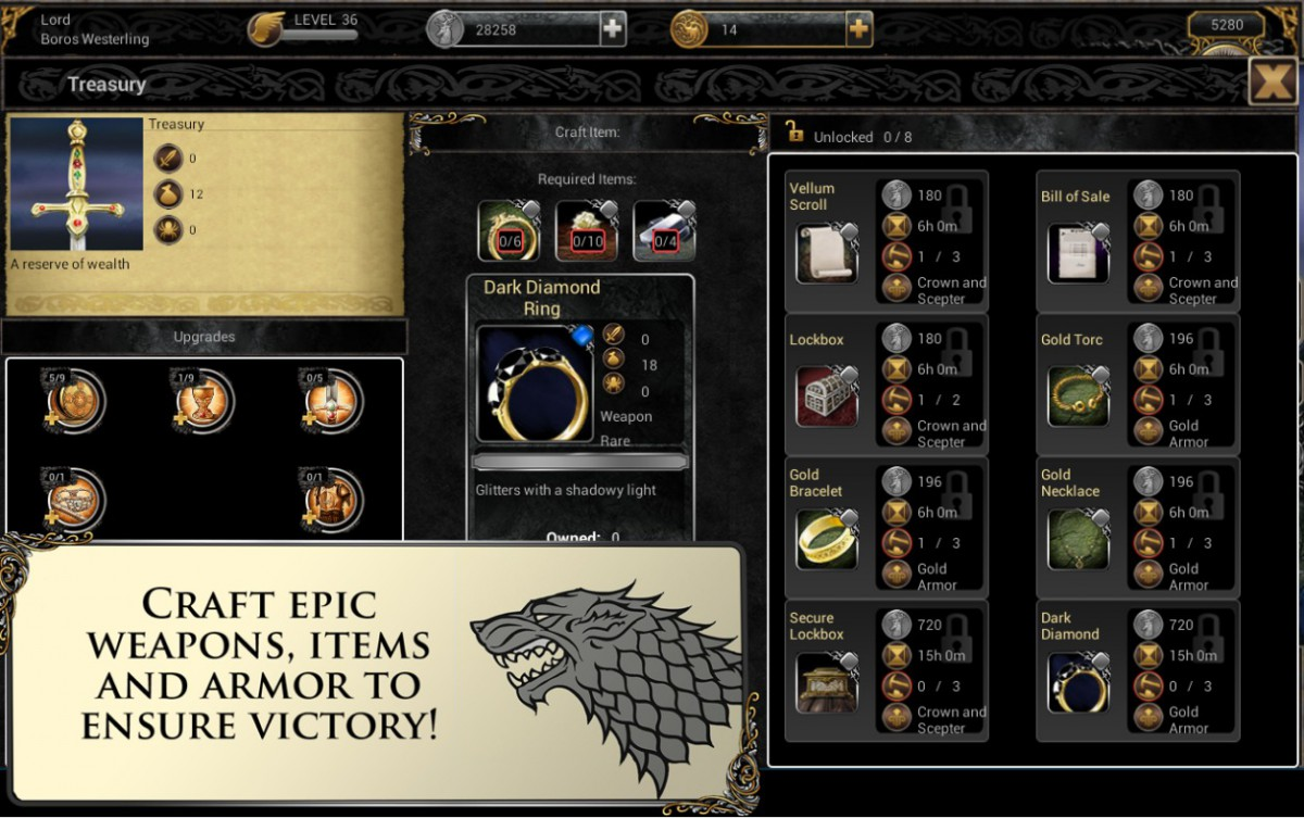 Game of Thrones Ascent   Applications Android sur GooglePlay