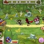 La Guerre des Farceurs – Le jeu mobile de Regular Show