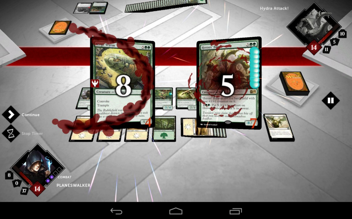 Magic 2015   Applications Android1