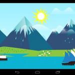 5 fonds d'écran animés gratuits pour Android avec effet parrallaxe