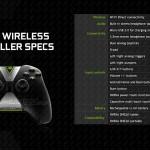 NVIDIA Shield Tablet – La manette sans fil