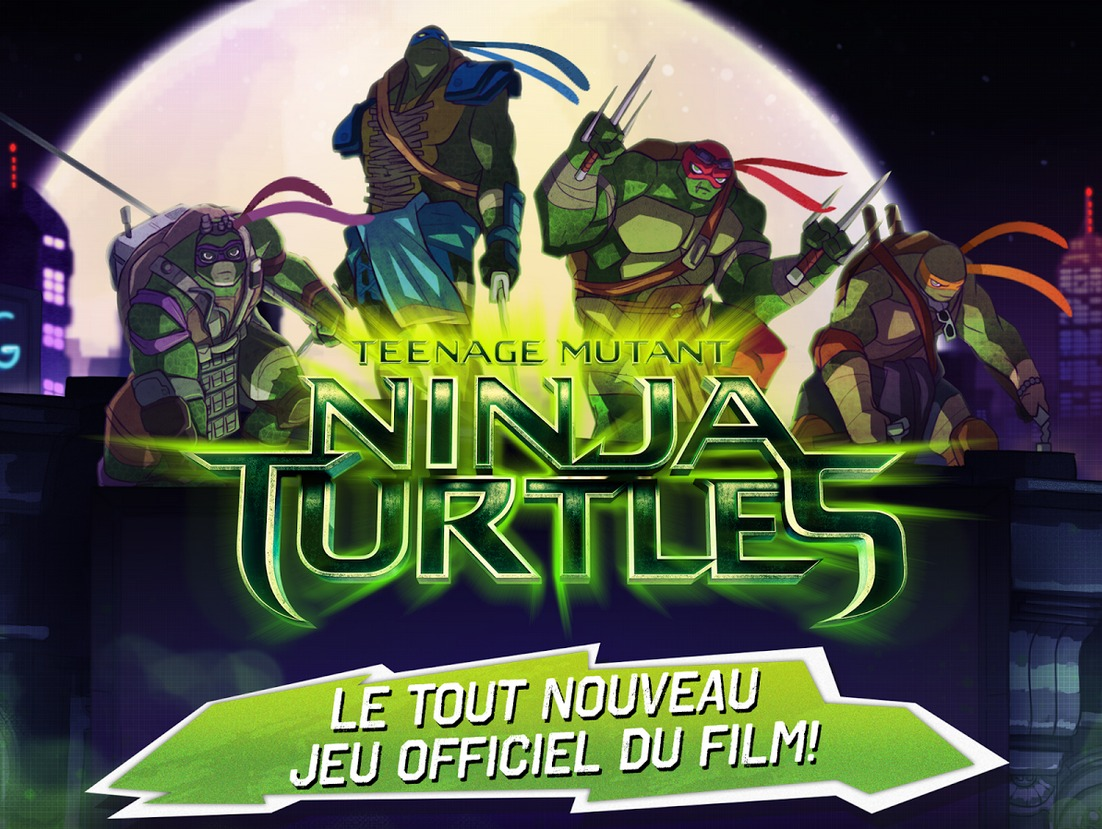 Ninja Turtles   Applications Android sur GooglePlay
