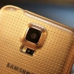 Samsung Galaxy S5 GOLD – Nouvelle vidéo promo USA [B[BLING²]width=
