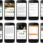 Nouvelle Interface de Google play en Vidéo
